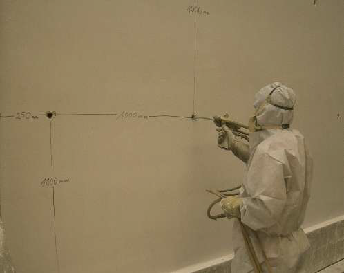 Rehabilitacion termica fachadas poliuretano inyectado