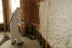 Seguridad y salud de los aplicadores profesionales de poliuretano