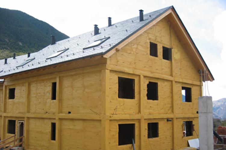 Usos del poliuretano en la construcción