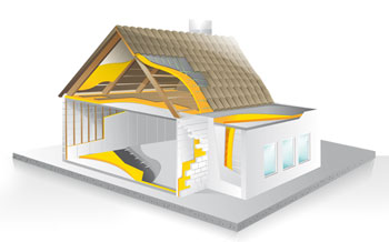Mejorar el comportamiento térmico de una vivienda: el aislamiento