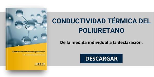 Descarga - Conductividad térmica del poliuretano