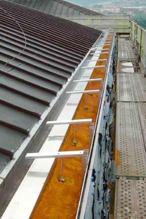 Caso de éxito: Rehabilitación con poliuretano de fachada, Parque Tecnológico de Bizkaia
