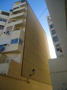 fachada medianera constructiva