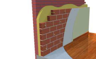 fachada poliuretano inyectado