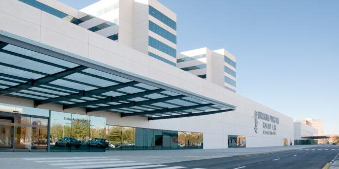El aislamiento del Hospital La Fe de Valencia, una apuesta por el ahorro energético