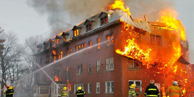 El mito de que el poliuretano provoca incendios