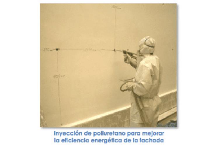 Inyección de poliuretano en cámaras de aire: una solución sostenible