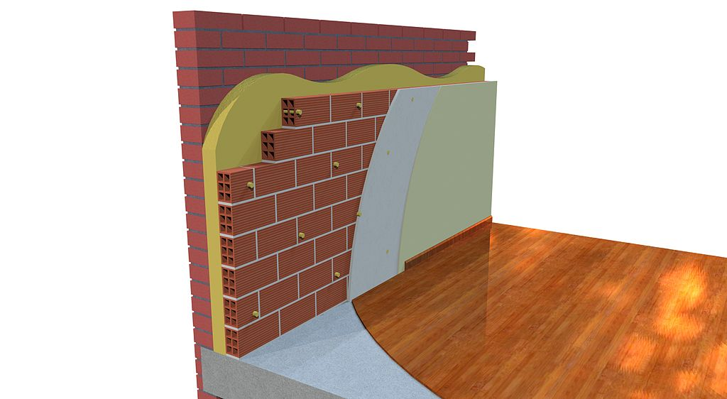 Óptimo aislamiento para rehabilitación de edificios: poliuretano inyectado