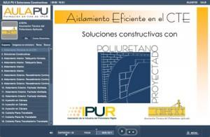 Soluciones Constructivas con Poliuretano Proyectado