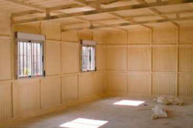 rehabilitacion fachada proyectar poliuretano interior