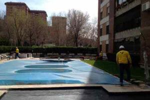 La impermeabilización con pinturas de poliuretano en rehabilitación