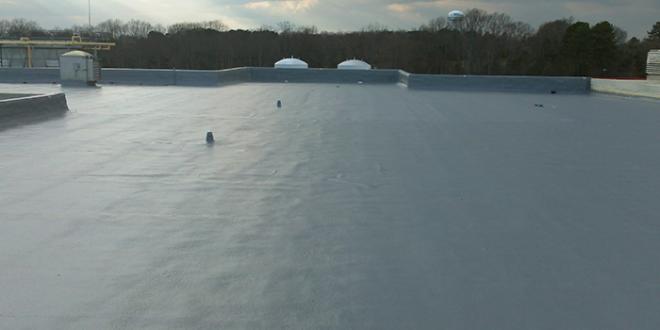 Poliuretano proyectado para cubiertas: una solución duradera